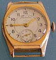 Russian Soviet wrist WATCH VICTORY GOLD 1953