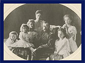 RARE Nicholas II Family Photo 1906-1907